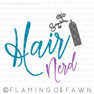 0251 hair nerd
