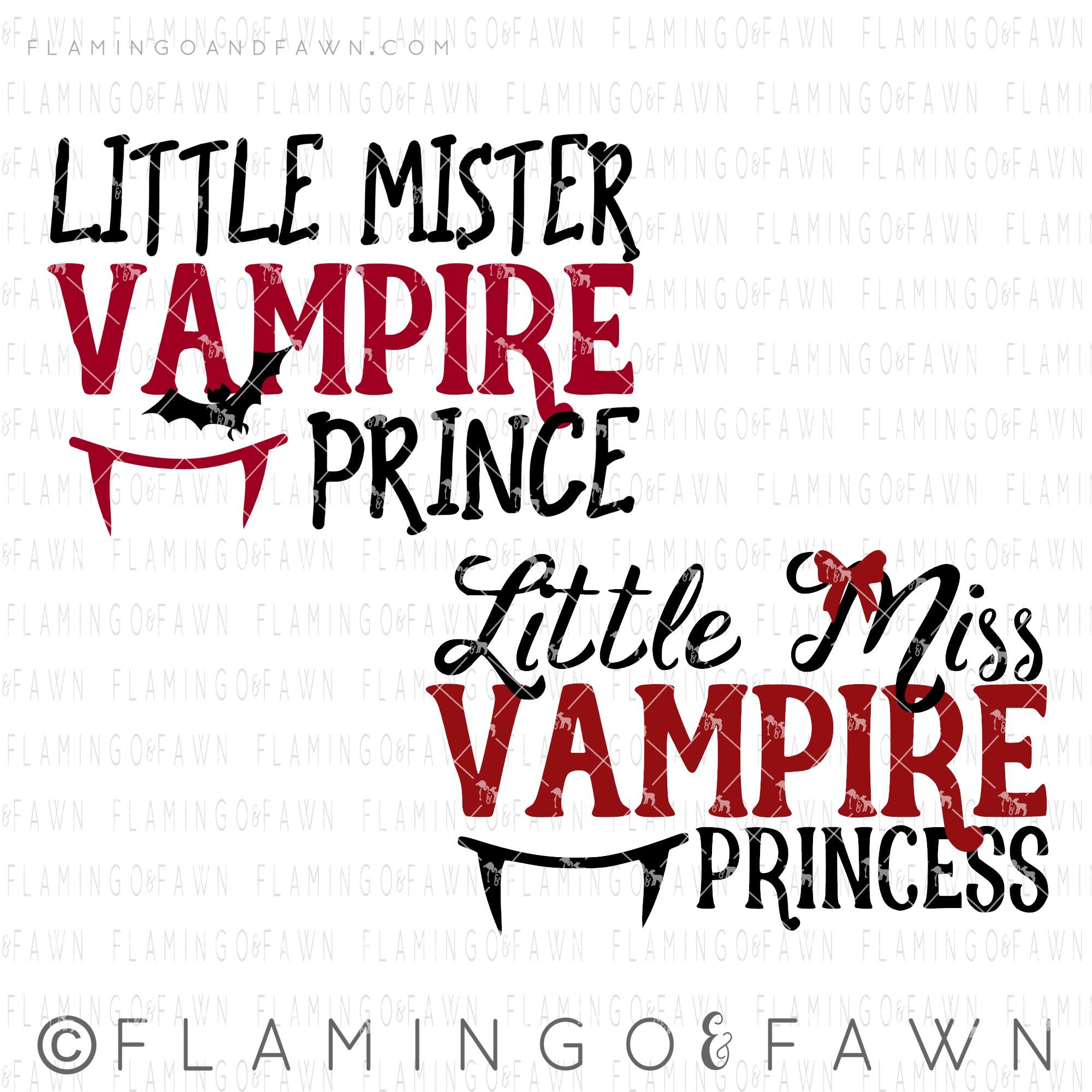 kids vampire svg