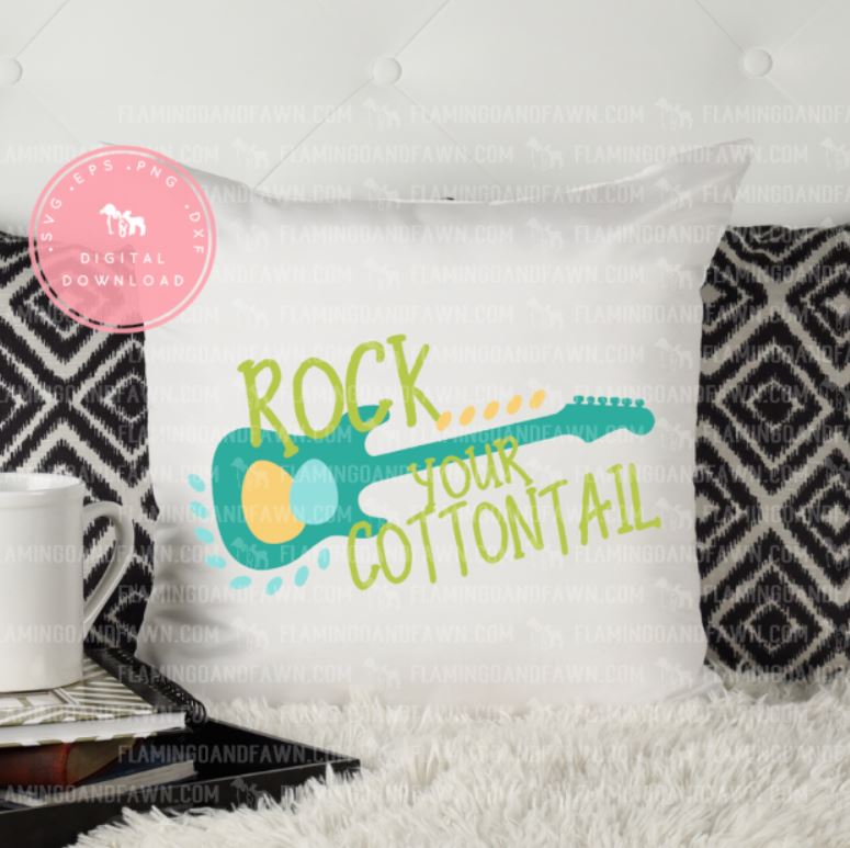 rock your cottontail svg