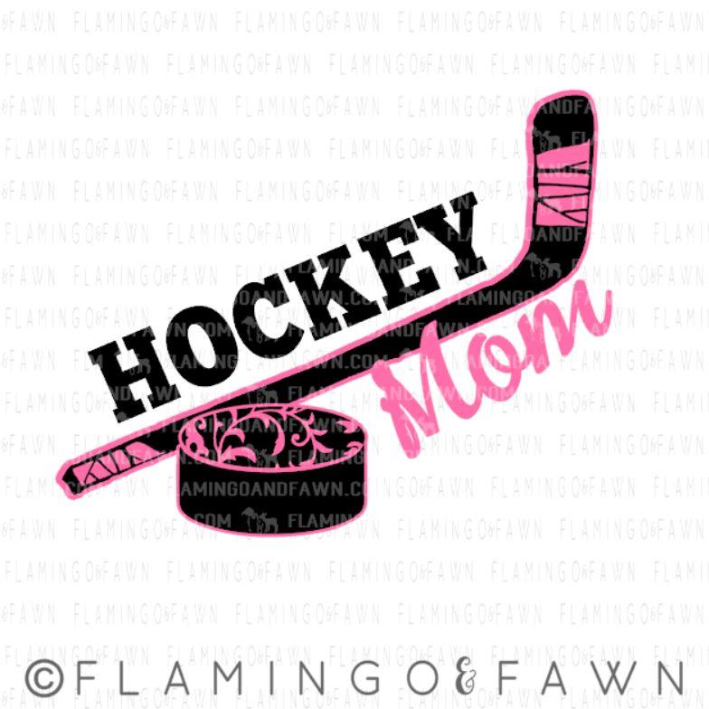Hockey mom svg files