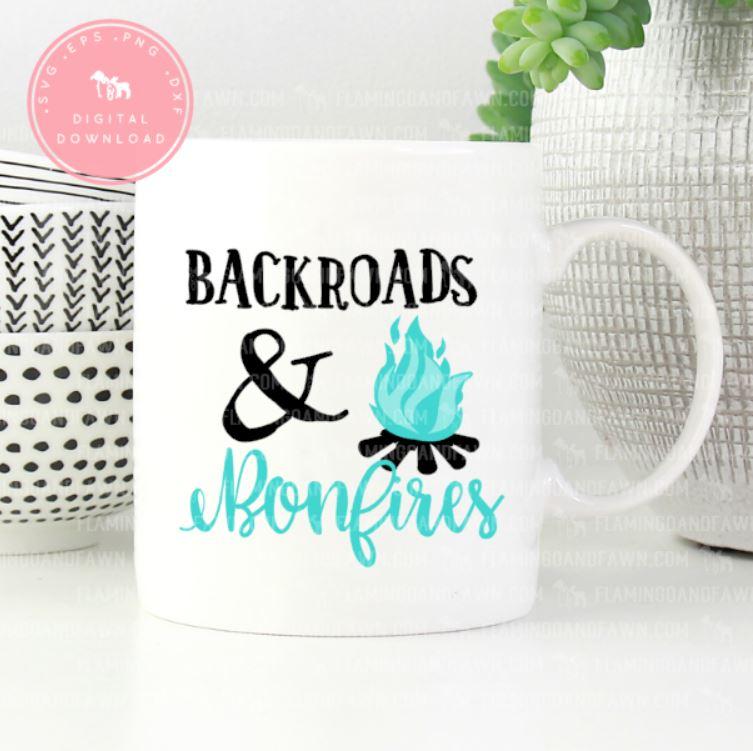 backroads svg