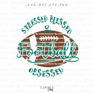 stressed blessed and football obsessed