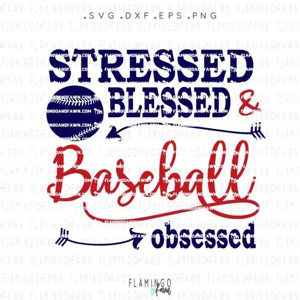 baseball obsessed svg
