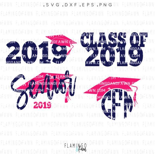 GRADUATION 2019 svg