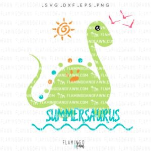 summer boy svg