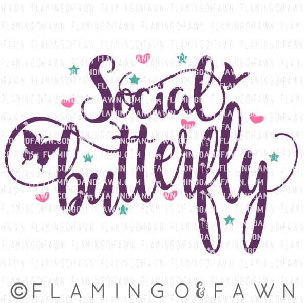0598 SOCIAL BUTTERFLY COLOR 2