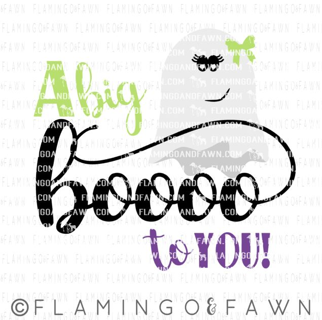 0605 a big booo to you