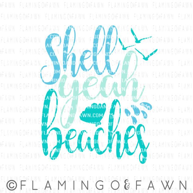 shell yeah svg