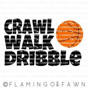 crawl walk dribble svg