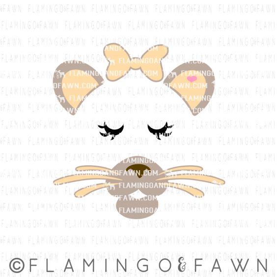 lioness face svg