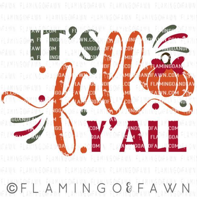 its fall yall svg
