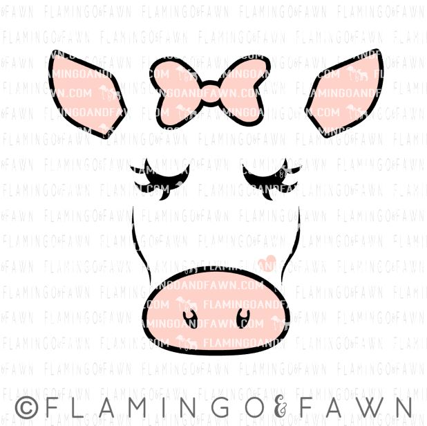 cow svg files