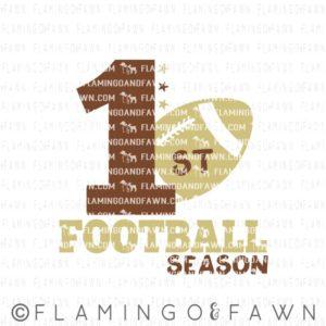 1ST FOOTBALL SEASON svg