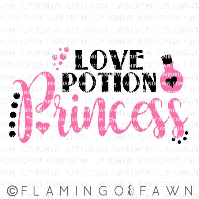 love potion svg