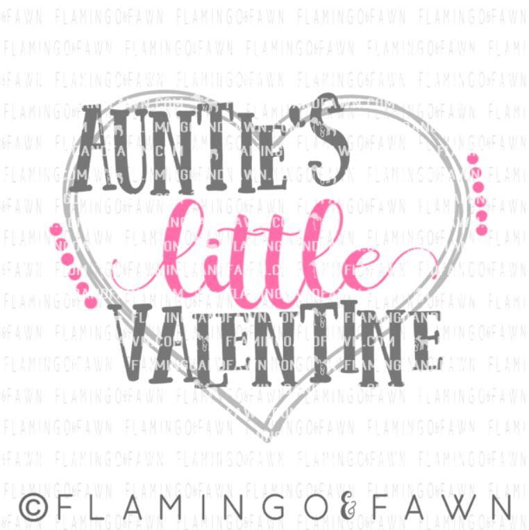 aunties valentine svg