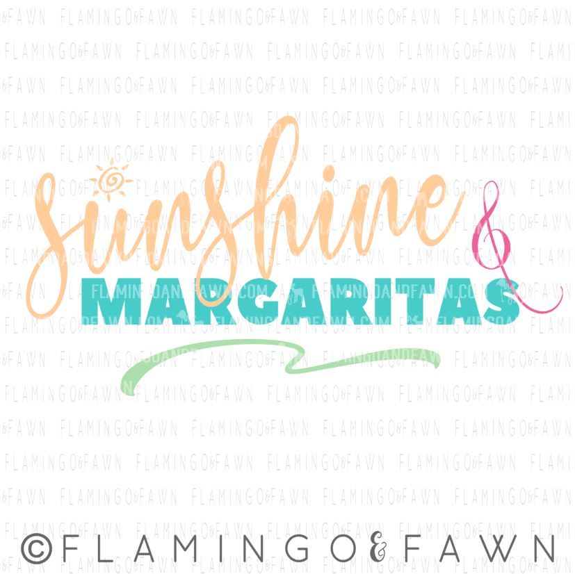 margarita shirt svg