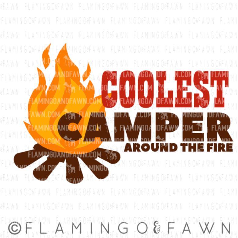 coolest camper svg