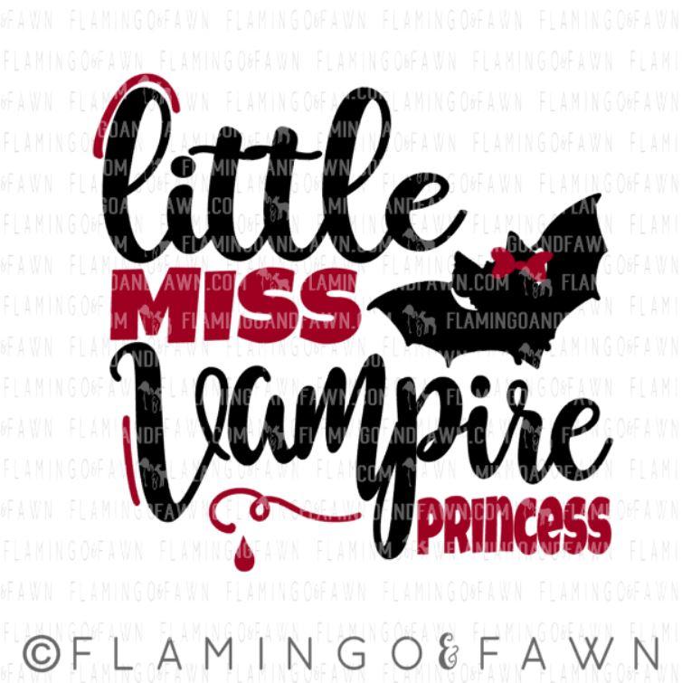girl vampire svg
