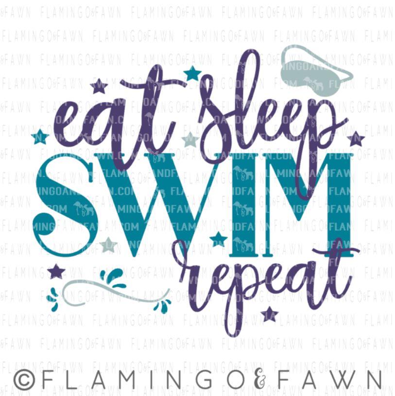 swim svg