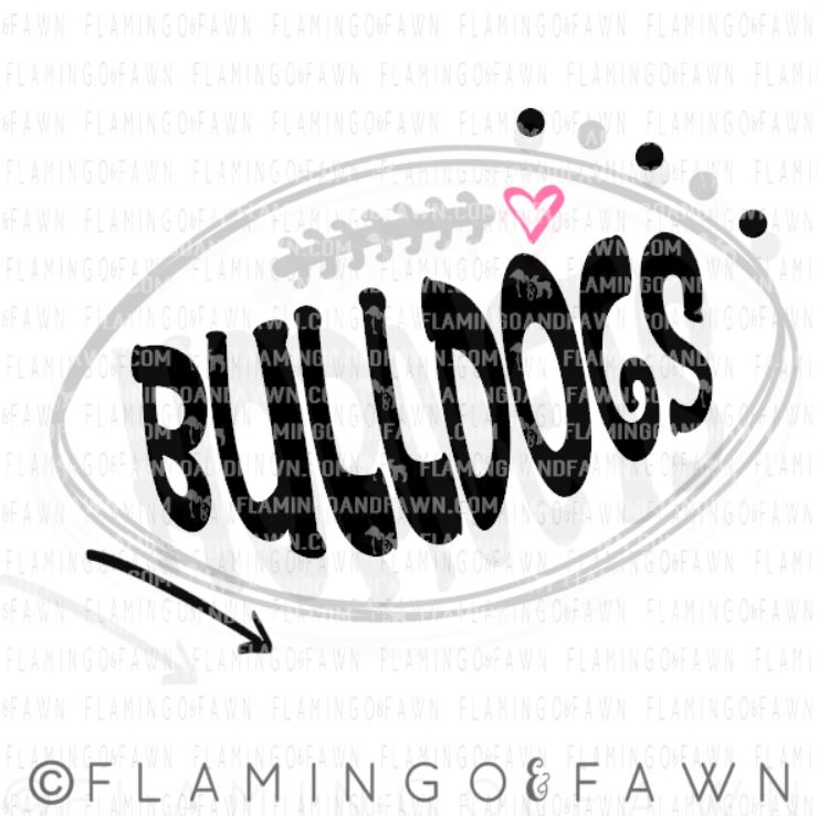 bulldogs svg