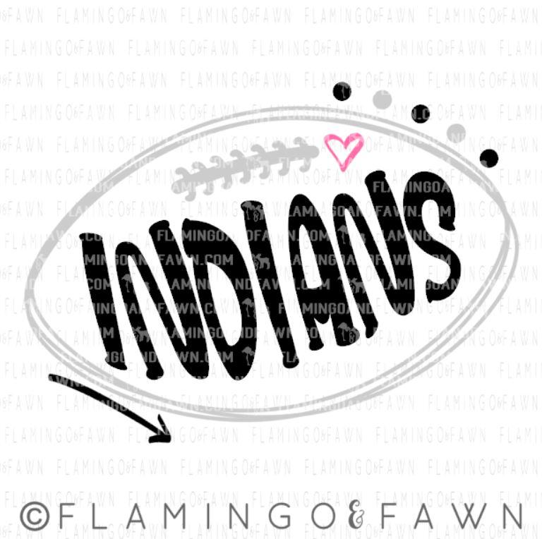 indians svg